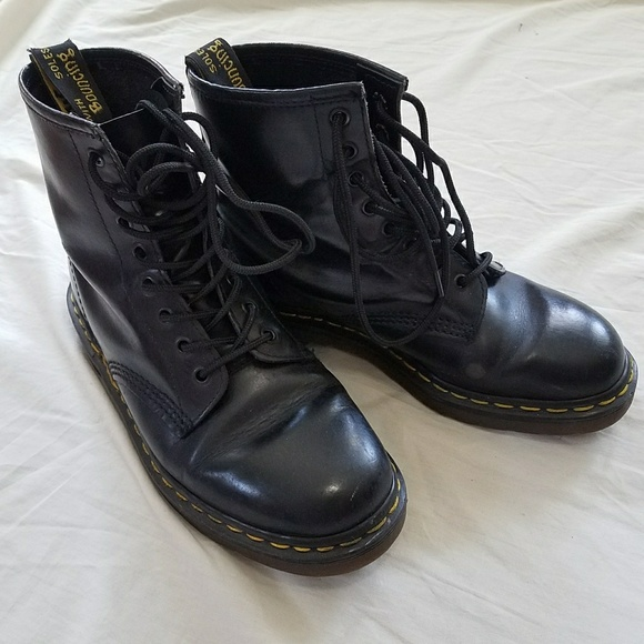 second hand dr martens size